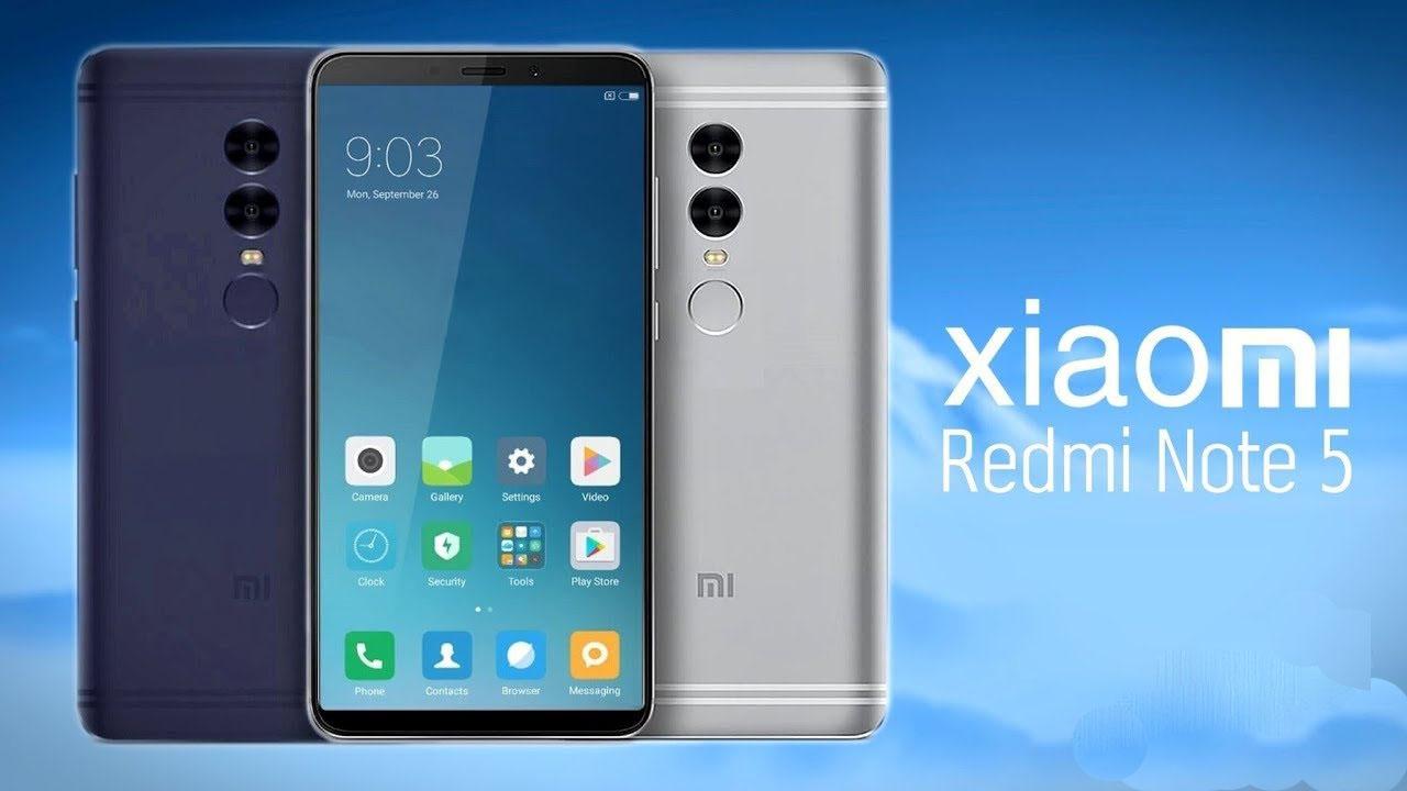 Xiaomi Redmi Note 5 Bazar El Regalo